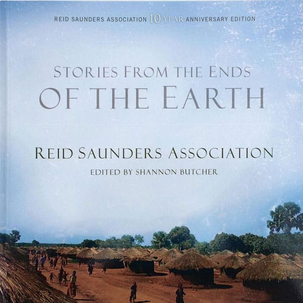 RSA end of earth book